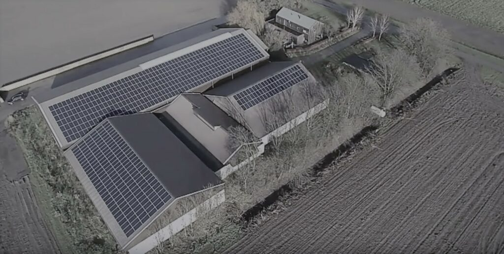 Landbouw energiebron